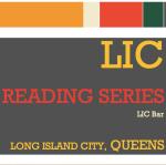 LIC Reading Series